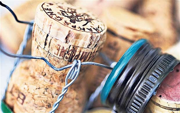 Corks Versus Screw Caps
