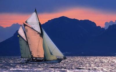 france sail boat