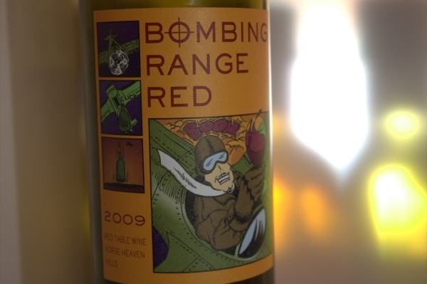 McKinley Springs Bombing Range Red Horse Heaven Washington
