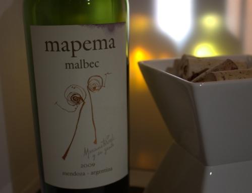 2009 Mapema Mendoza Argentina Malbec