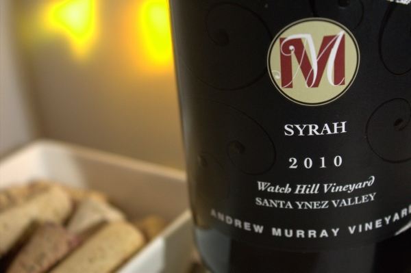Andrew Murray Watch Hill Syrah