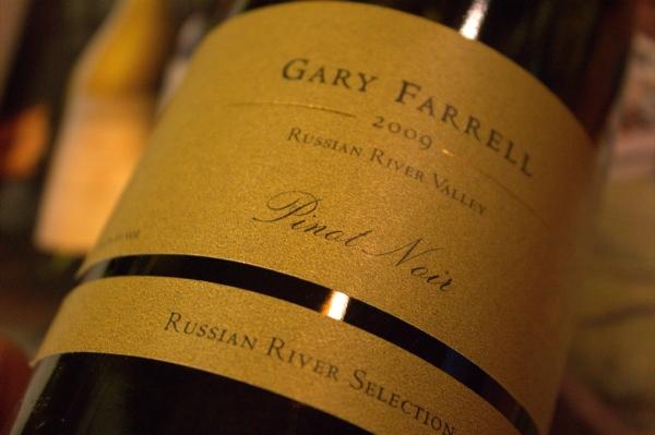 Gary Farrell Russian River Pinot Noir