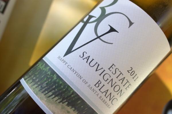 Cimarone Estate 3CV Happy Canyon Santa Barbara Sauvignon Blanc