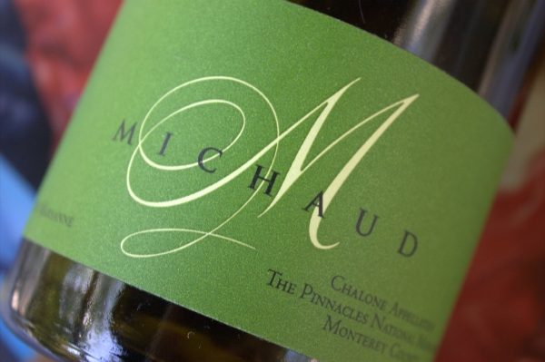 2010 Michaud Vineyard Chalone Marsanne