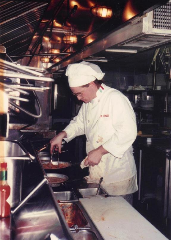 Chef Marc