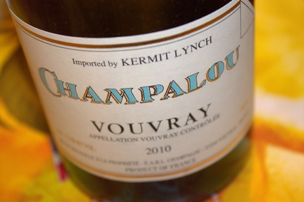 2010 Champalou Vouvray