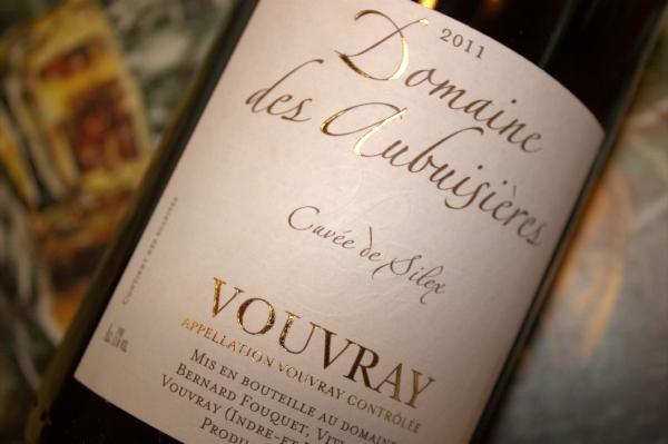 2011 Domaine des Aubuisieres Cuvée de Silex Vouvray