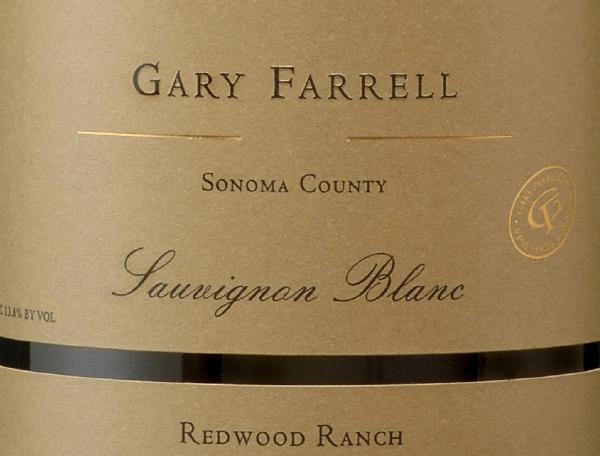 Gary Farrell Sauvignon Blanc