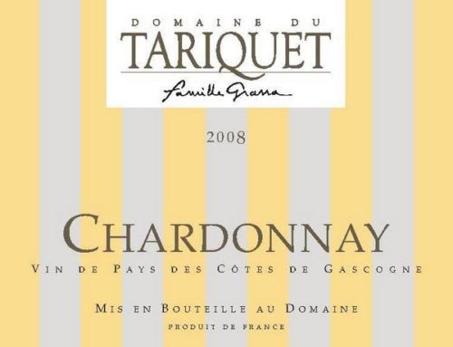 Wine Review: 2010 Domaine du Tariquet Chardonnay