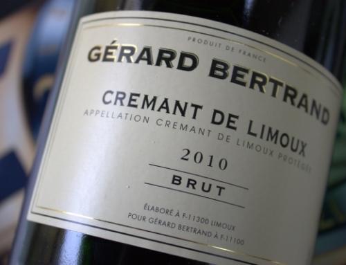 Wine Review: 2010 Gerard Bertrand Cremant de Limoux Brut Languedoc-Roussillon France
