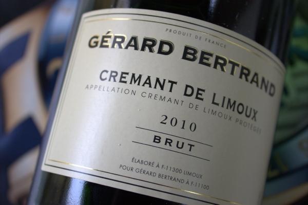 2010 Gerard Bertrand Cremant de Limoux Brut Languedoc-Roussillon France