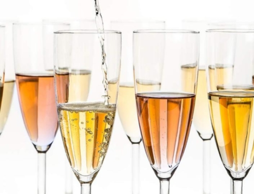 A Visual 9 Step Process: How Champagne is Made