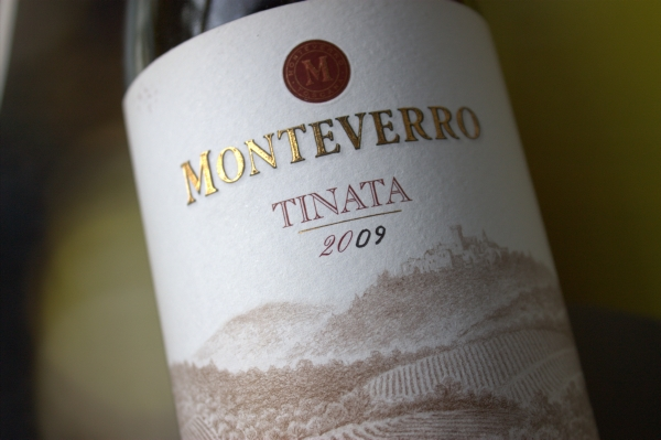 2009 Monteverro 'Tinata' Toscana IGT, Tuscany, Italy