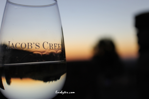 Jacobs Creek wine glass by Enobytes2