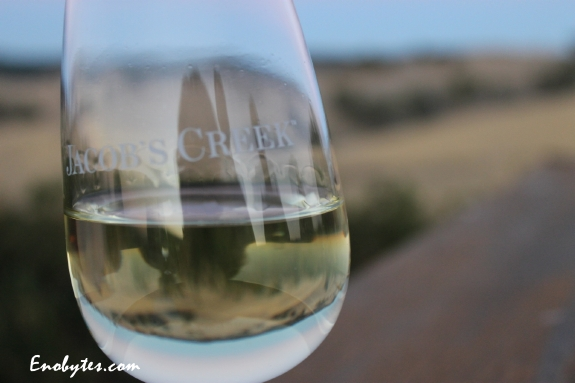 Jacobs Creek Wine Glass