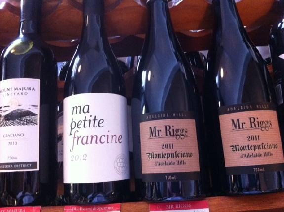 Wine alternatives in Australi