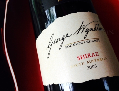2005 George Wyndham Shiraz