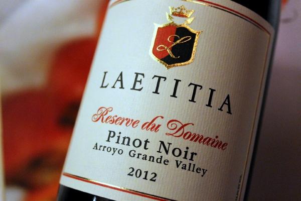 2012 Laetitia Pinot Noir