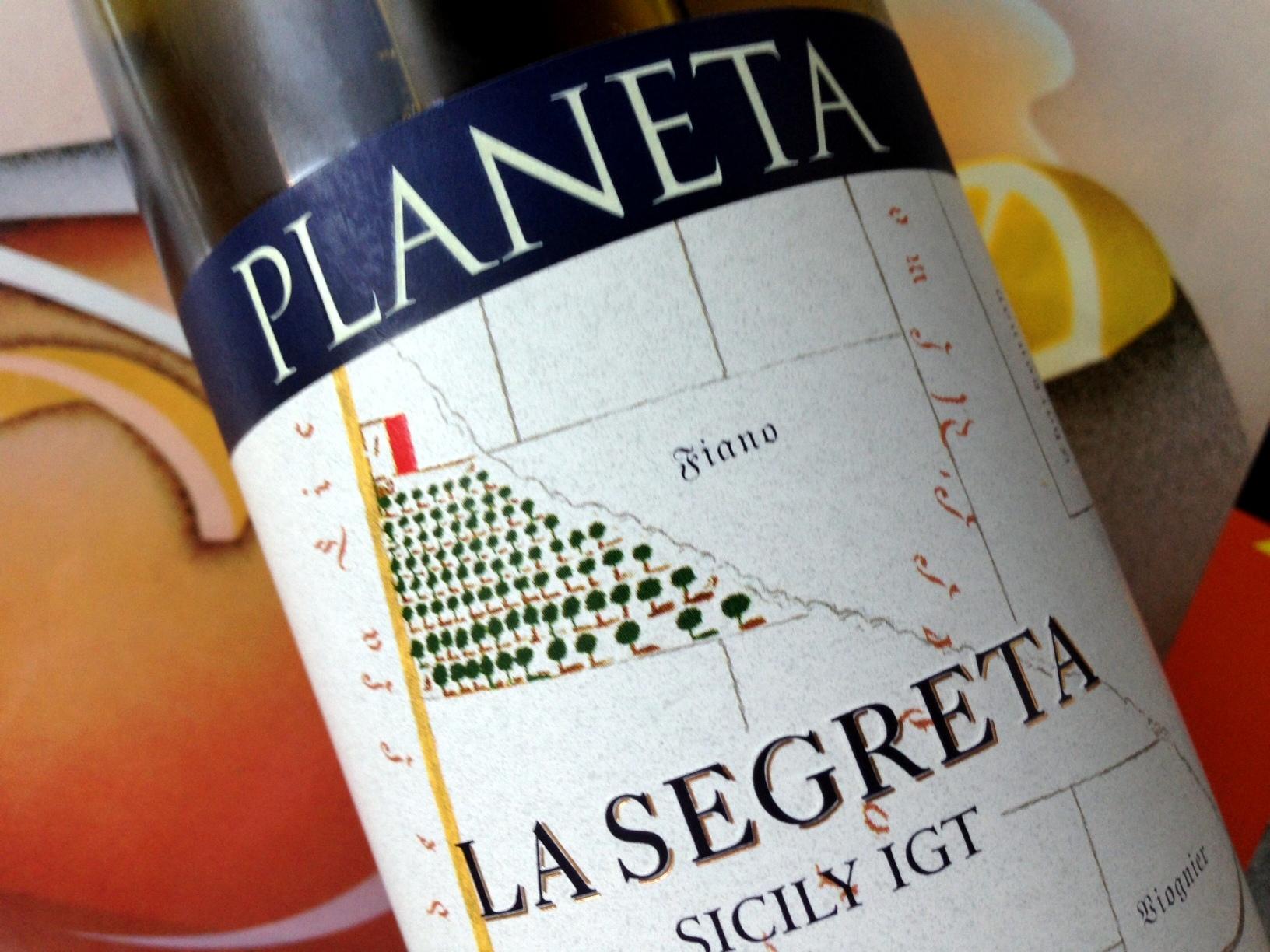 Planeta La Segreta Bianco