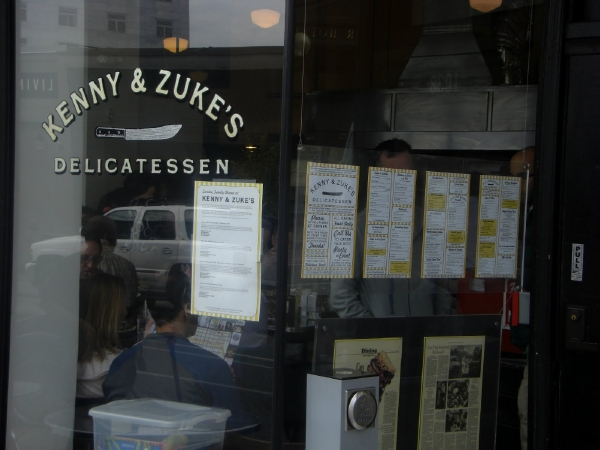 Kenny & Zukes serves up awesome corned beef and pastrami