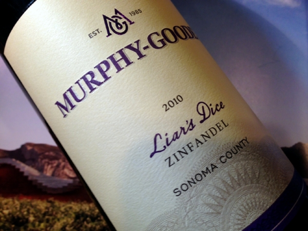 Murphy-Goode Liars Dice Sonoma County Zinfandel