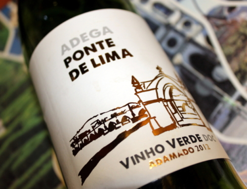 Wine Review: 2012 Vinho Verde Adega Ponte de Lima Adamado