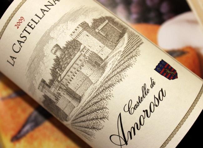 Amorosa Super Tuscan Blend