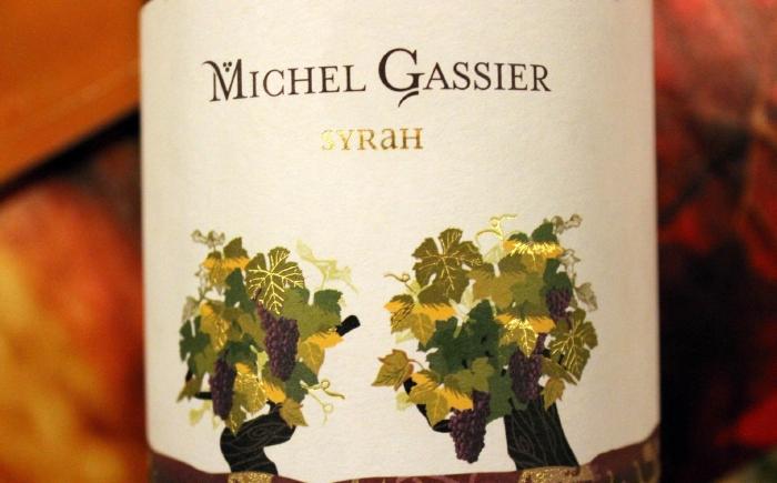 2010 Michael Gassier Costières de Nîmes Syrah