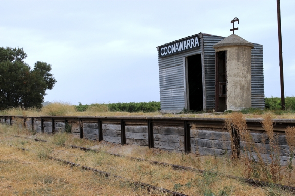 Australian food and wine; Coonawarra Australia wine region