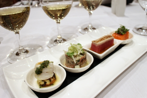 australian food and wine; fish