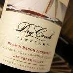 Dry Creek Beeson Ranch Zinfandel; What is a Field Blend Wine?