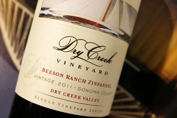 Dry Creek Beeson Ranch Zinfandel
