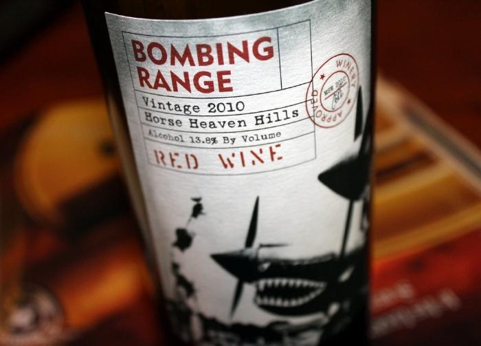 2010 McKinley Springs Bombing Range Red