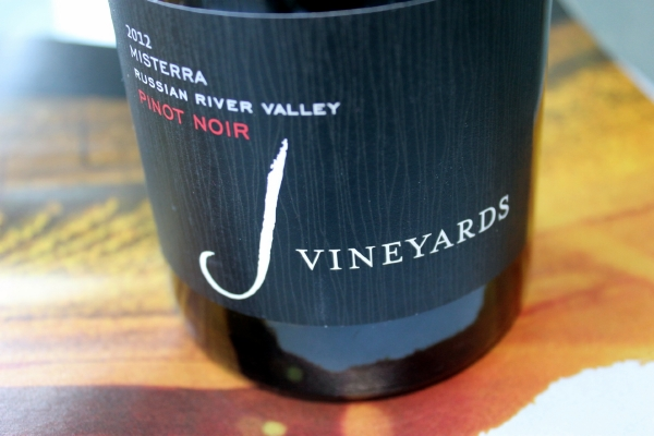 J. Vineyards Misterra Pinot Noir Russian River Valley