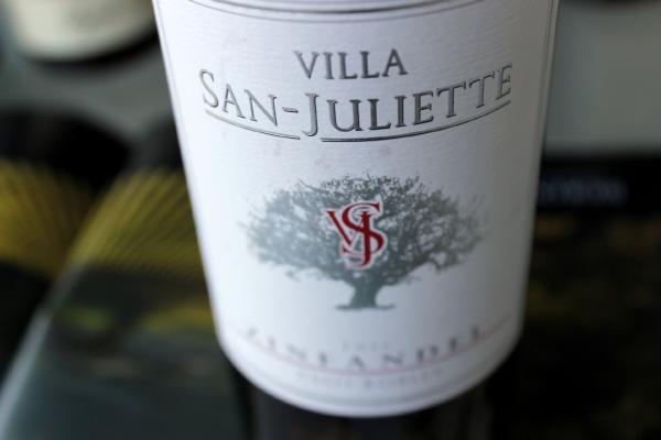 Villa San Juliette Zinfandel