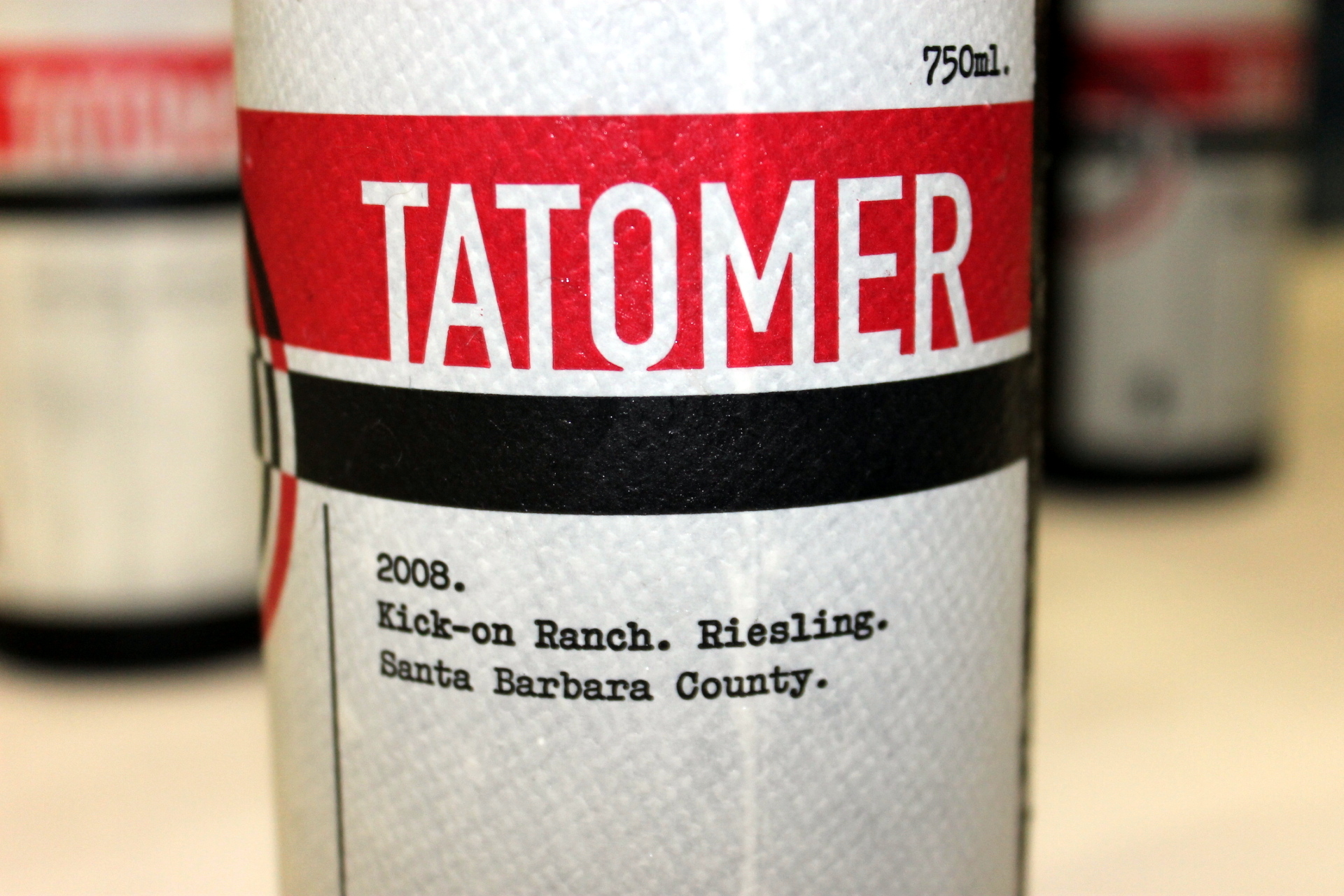 Tatomer Kick-on Ranch Riesling