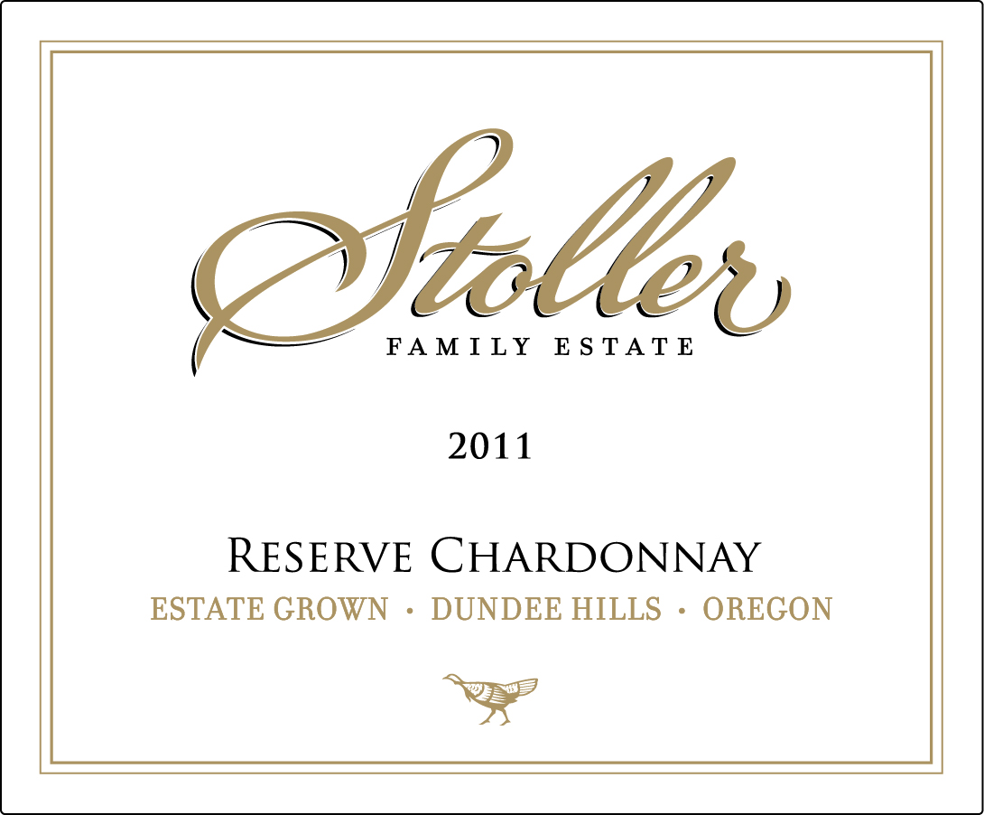 2011 Stoller Reserve Chardonnay