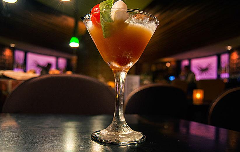 Caprese Cocktail
