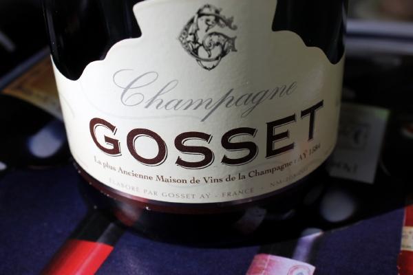 NV Gosset Champagne Brut Excellence