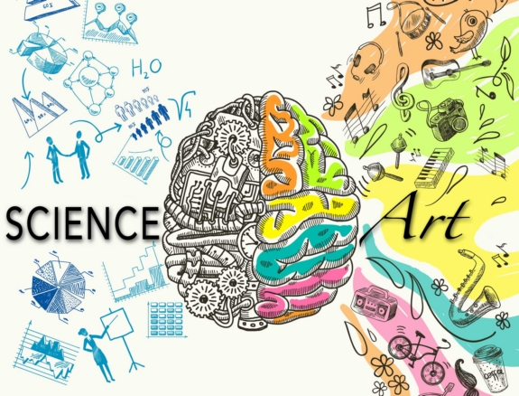 Art of science: photo credit www.svfblogs.com