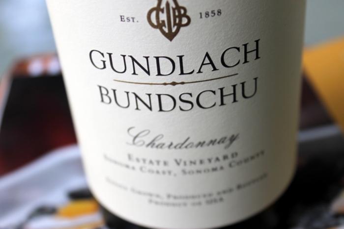 2012 Gundlach-Bundschu Chardonnay