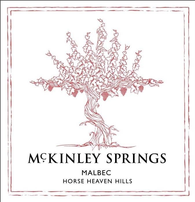 McKinley Springs Malbec