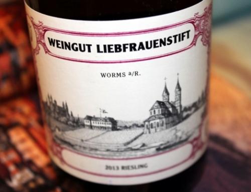 Weingut Liebfrauenstift Riesling