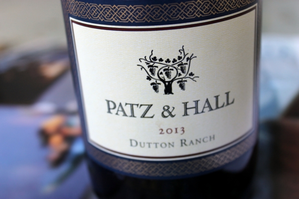 2013 Patz & Hall Russian River Valley Dutton Ranch Chardonnay