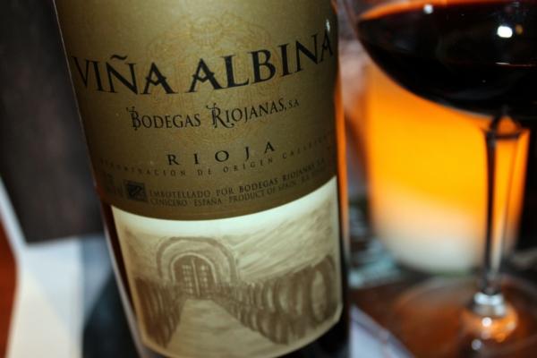 Bodegas Riojanas Vina Albina, Rioja Spain