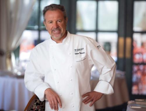 Julian Serrano Opens new Las Vegas Restaurant LAGO
