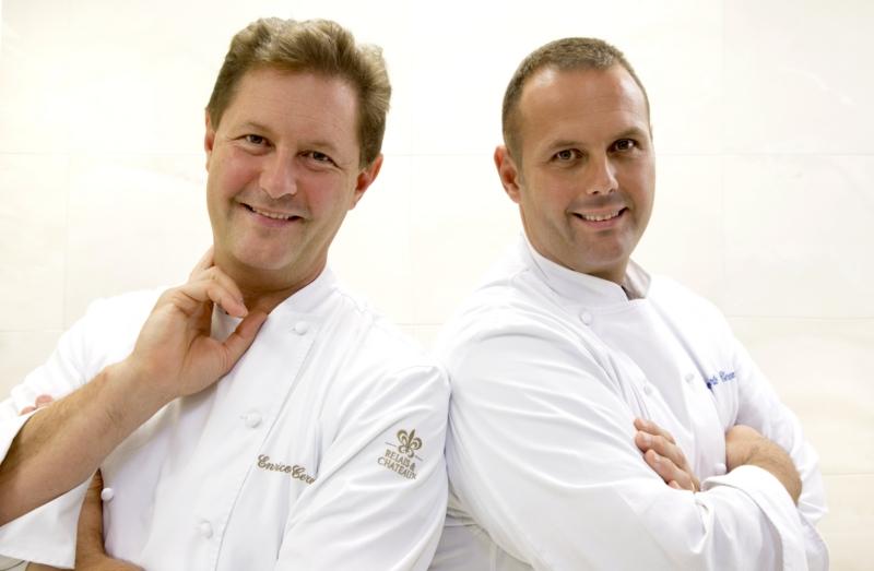 Enrico and Roberto Cerea