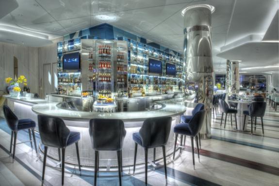 LAGO Bar: Julian Serrano Opens new Las Vegas Restaurant LAGO