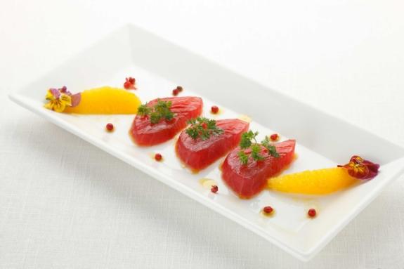 LAGO restaurant tuna