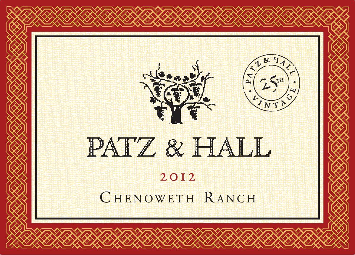 Patz and Hall Chenoweth Pinot Noir